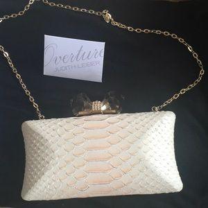 Overdue Judith Leiber clutch/evening bag